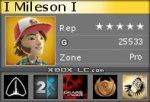 I Mileson I
