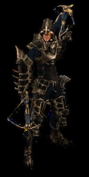 Diablo 3 Demon Hunter Male Armor - Skyrim Mod Requests ...  Diablo 3 Demon ...