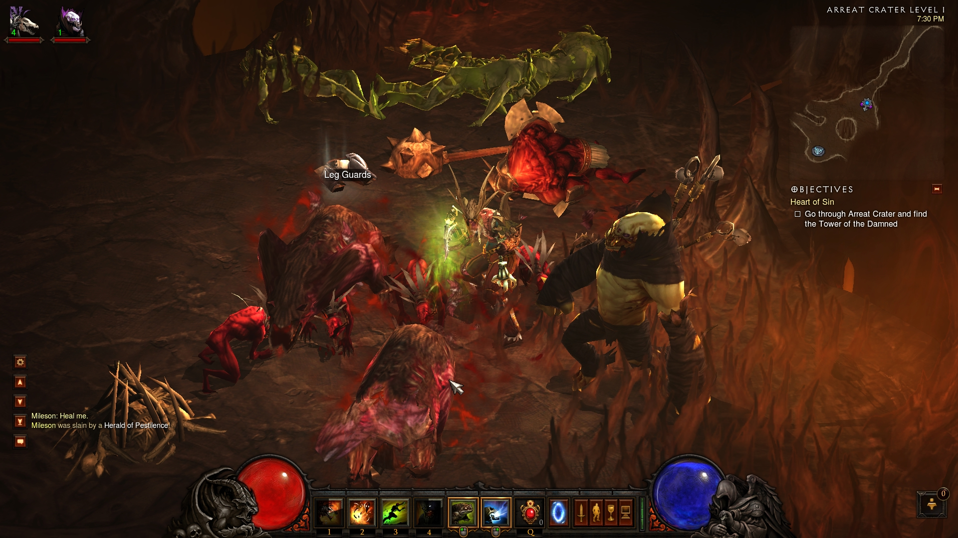 Diablo 3: Witch Doctor Character Build – What's Your Tag?