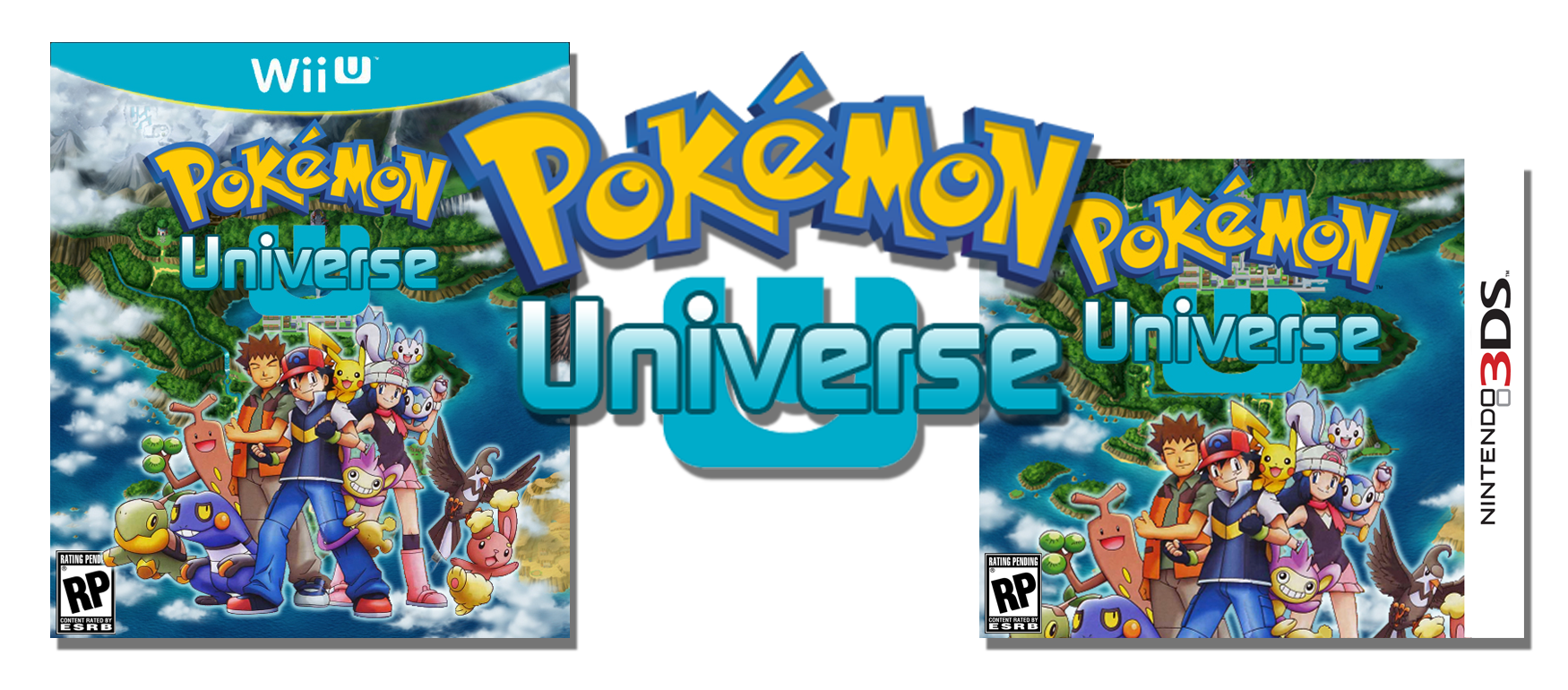 pokemon universe confirmed for wii u and 3ds – what's your tag?