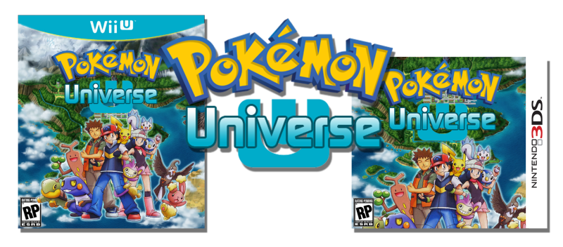 Pokemon Universe Dual Release