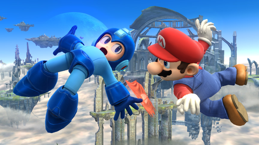 Super Smash Bros Wii U and 3DS Screen Shots – What's Your Tag?