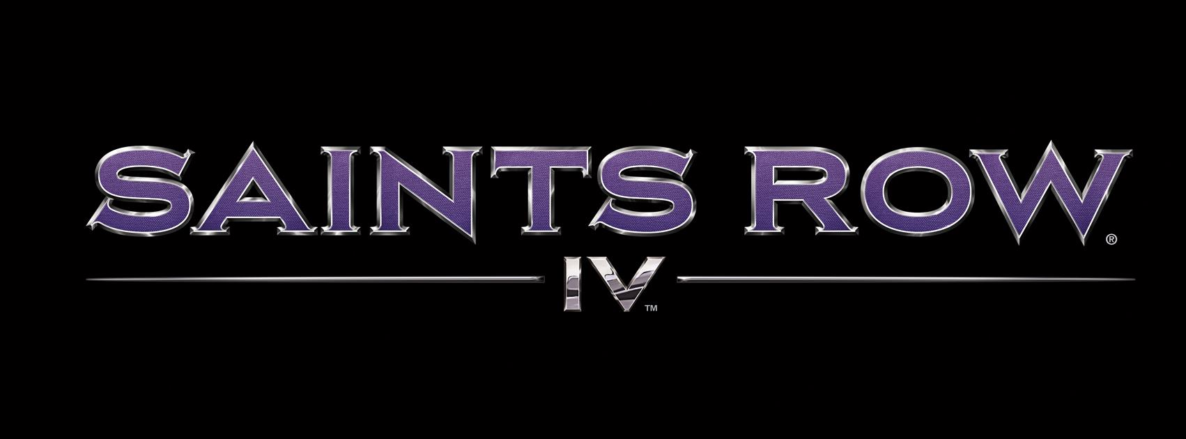 Saints Row 4 LogoSaints Row Logo