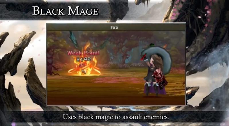 bd black mage