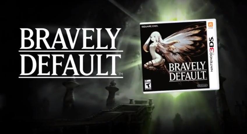 Bravely Default Logo