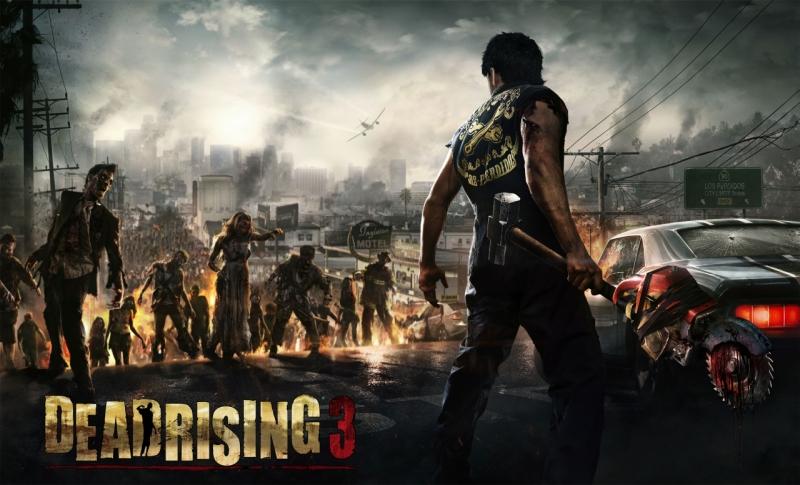 Dead Rising 3 Banner