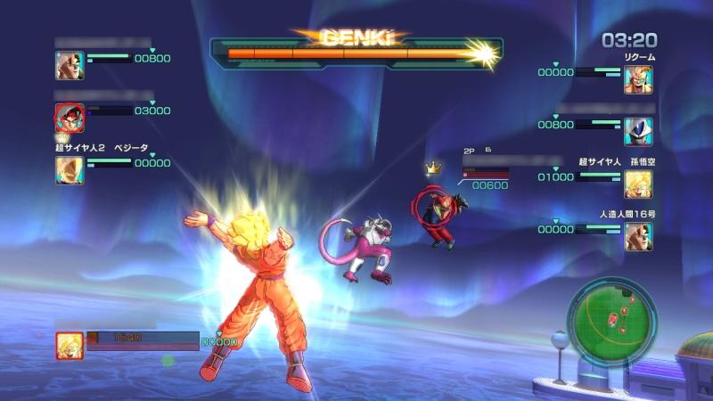 Battle of Z Battle Mode