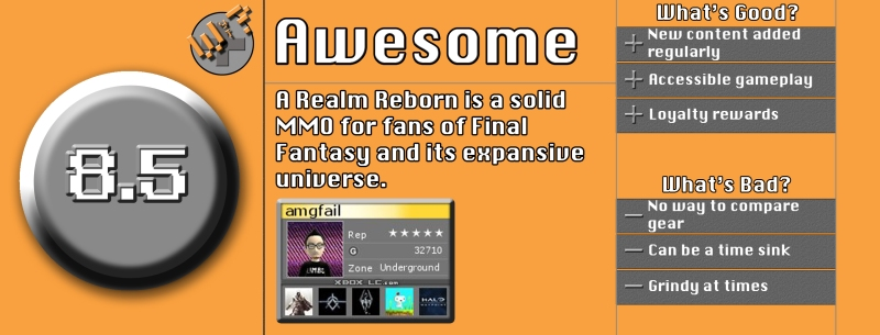 A Realm Reborn Review