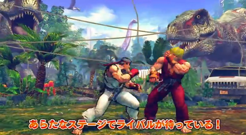 Ultra Street Fighter IV Bringing It to the Streets or