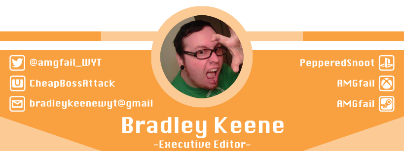 Bio Card Brad