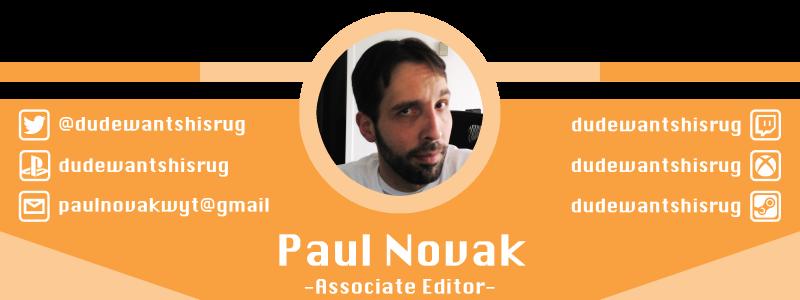 Bio Card Paul