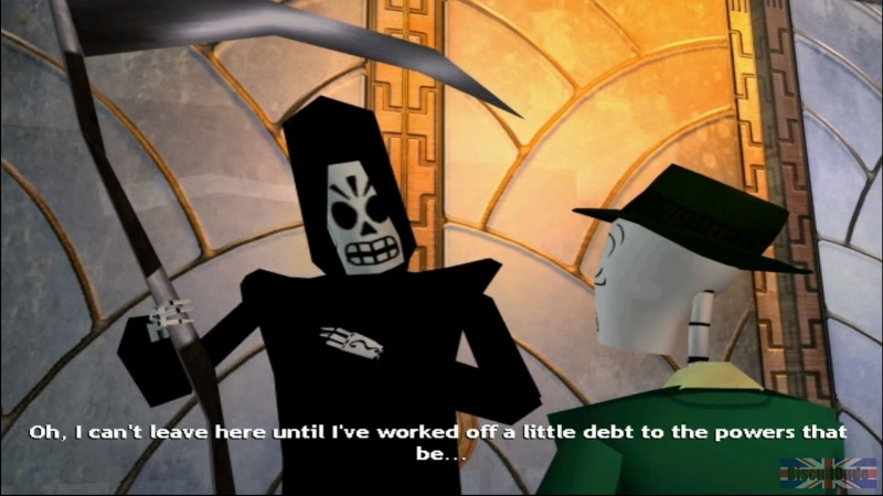 Grim Fandango 15