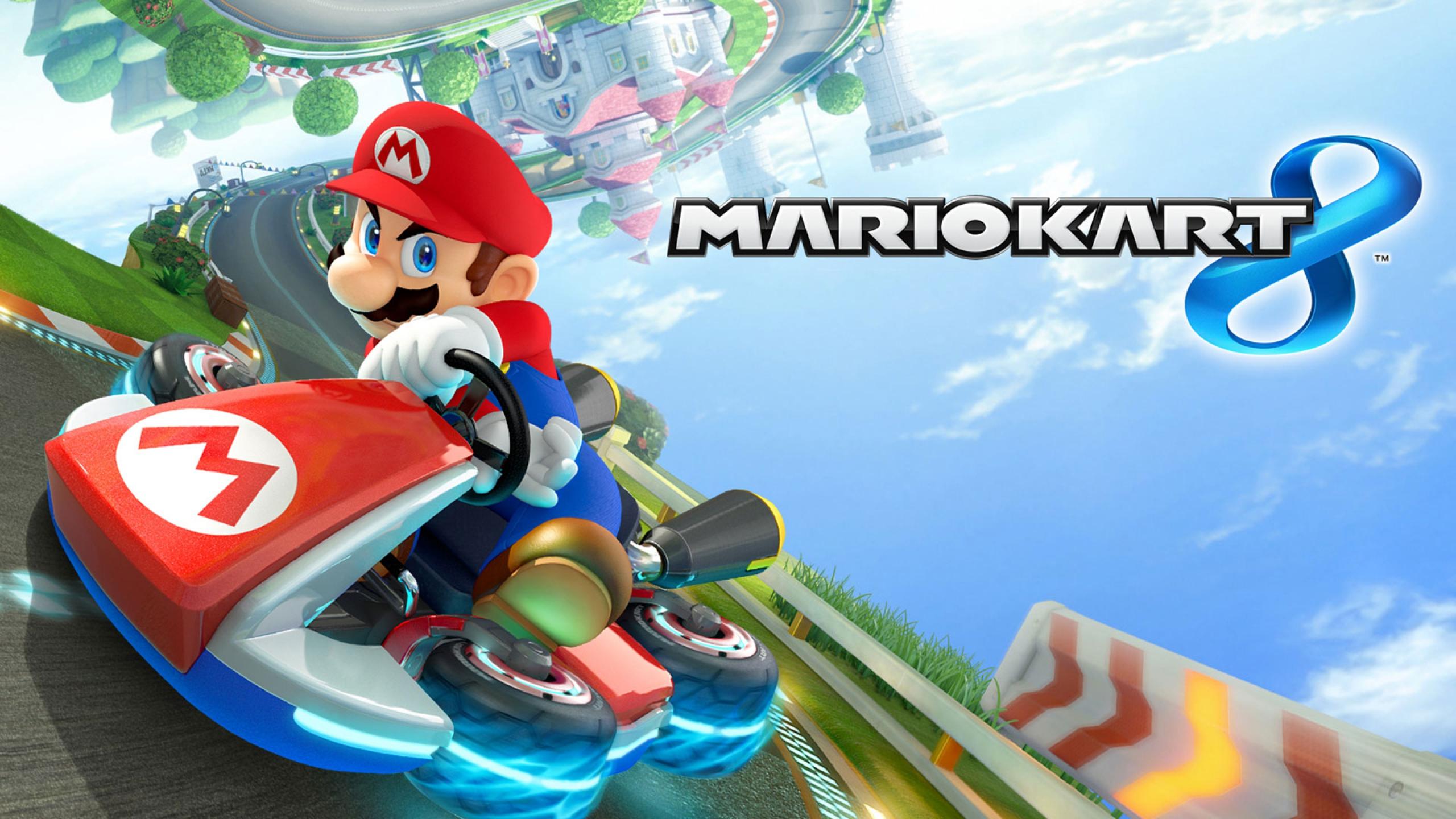 Mario Kart 8 Review – Best Grinding Gear Games