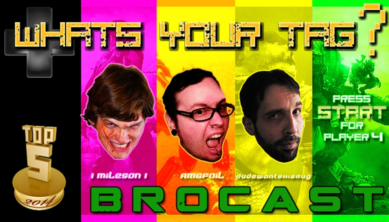 Brocast Top 5 So Far