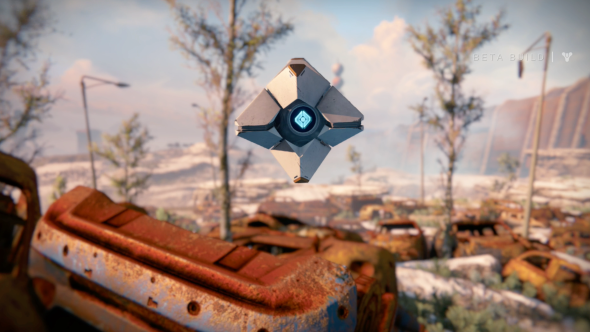 destiny beta xbone ghost