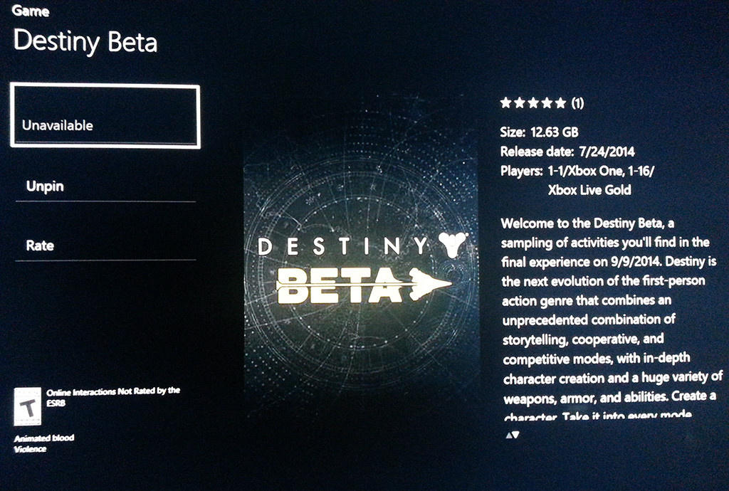 Destiny: Rumors, Facts, Giveaway – What's Your Tag?