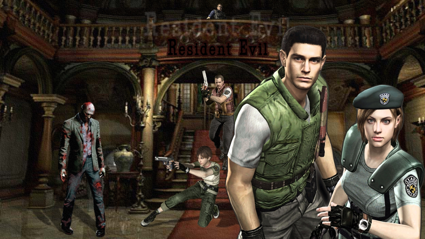 Resident Evil Hd Remaster Trailer Revealed What S Your Tag