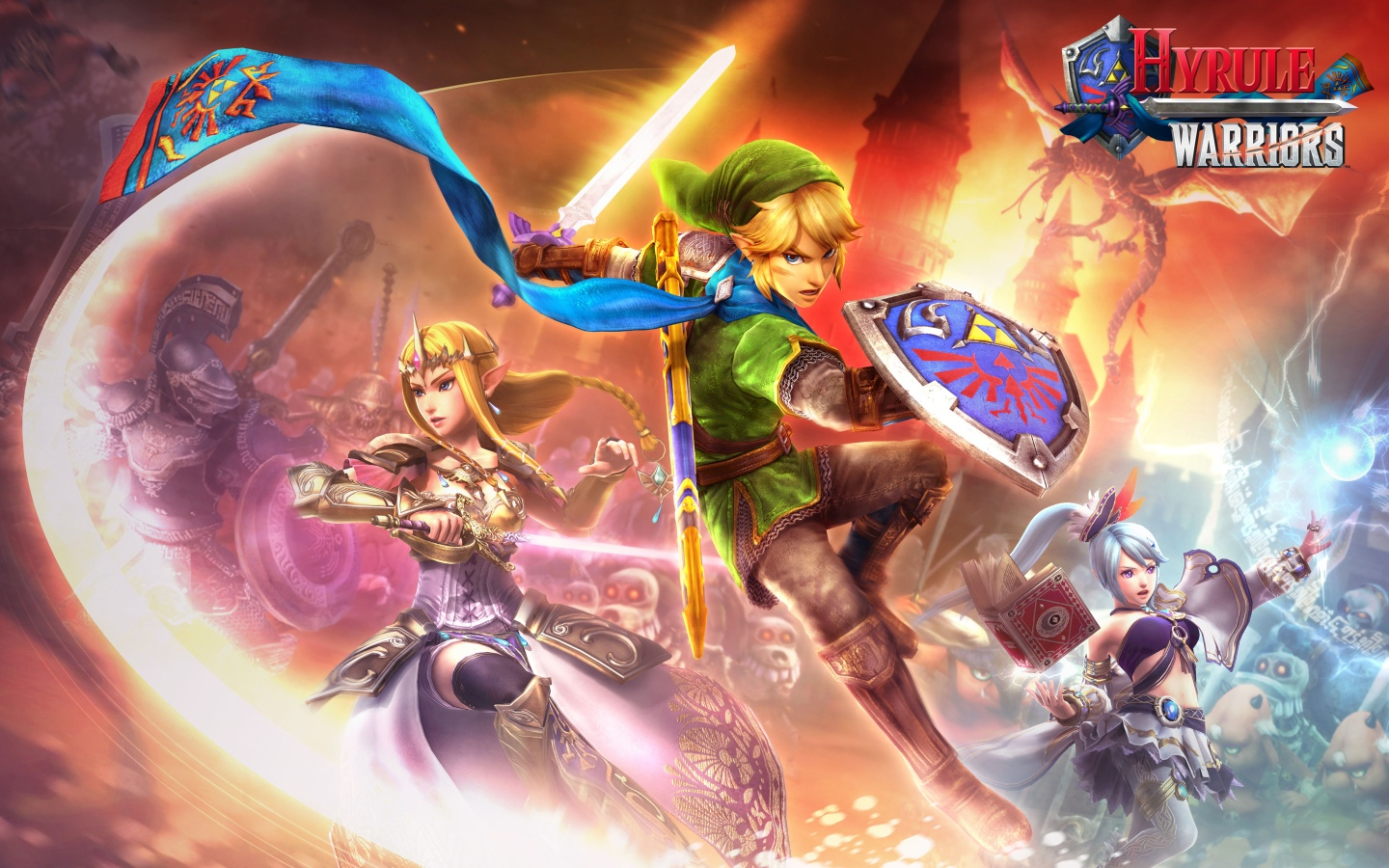 Hyrule Warriors How To Unlock All Weapons What S Your Tag