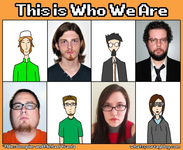 This is Who We Are