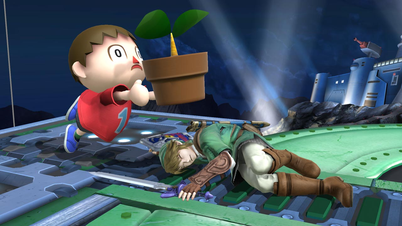 Super Smash Bros Wii U Review Screenshot 1