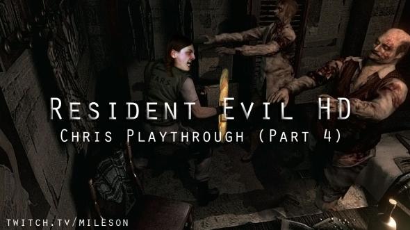 Chris Playthrough 4