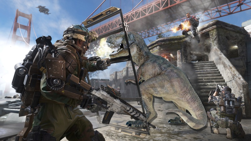 Call of Duty Jurassic Age