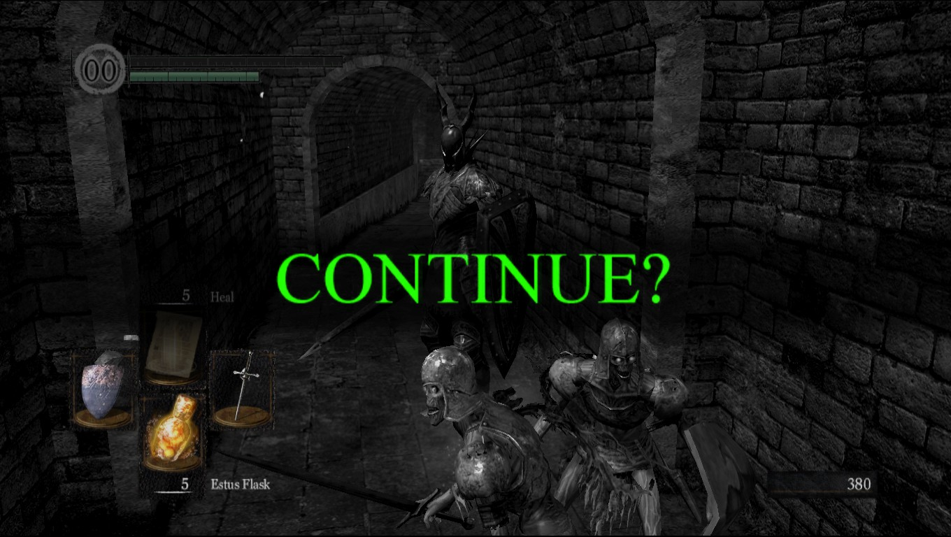 Dark Souls 2 Doesn\'t Consistently Run at 60fps on Xbox One, But Who ...