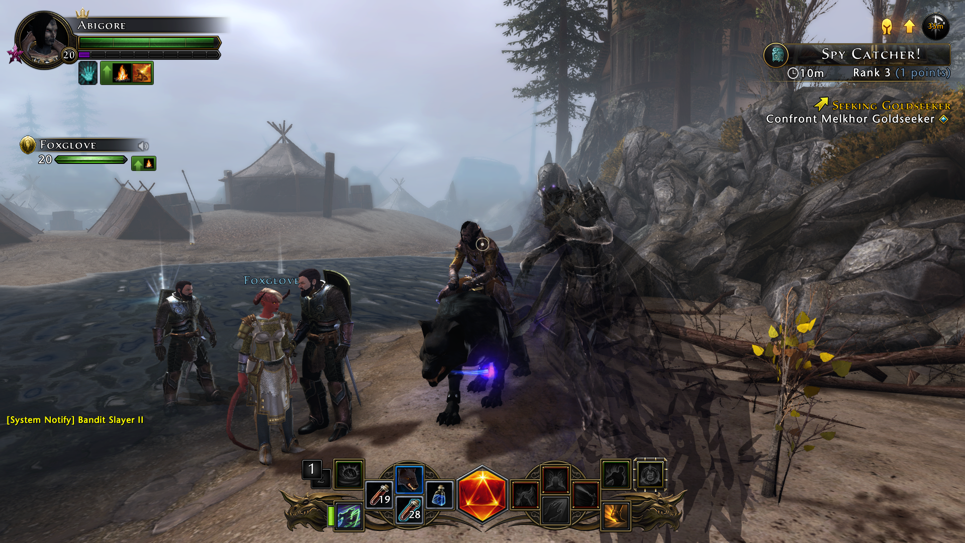 Neverwinter is a little generic, and a bit of a technical