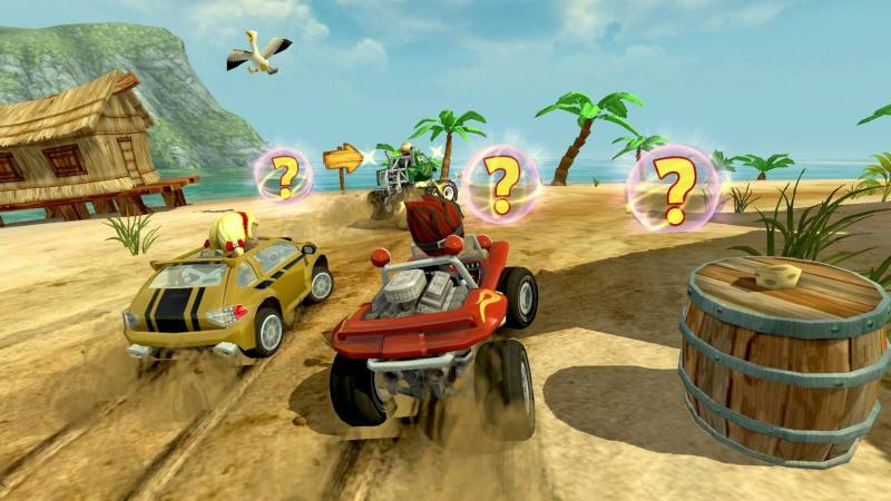 beachbuggyracing